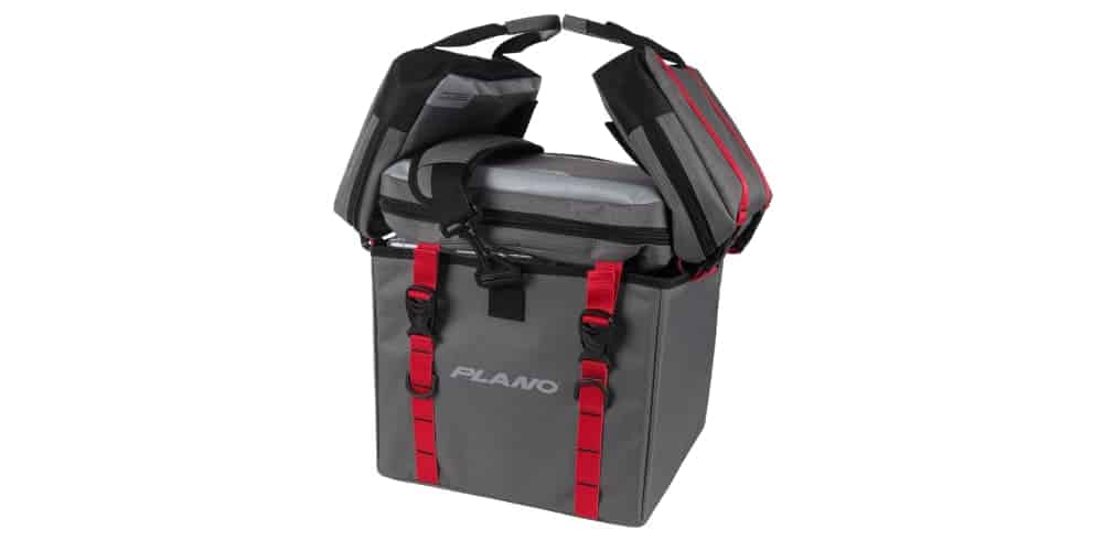Soft Sided Tackle Crate Bag